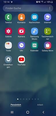 Android One UI Home